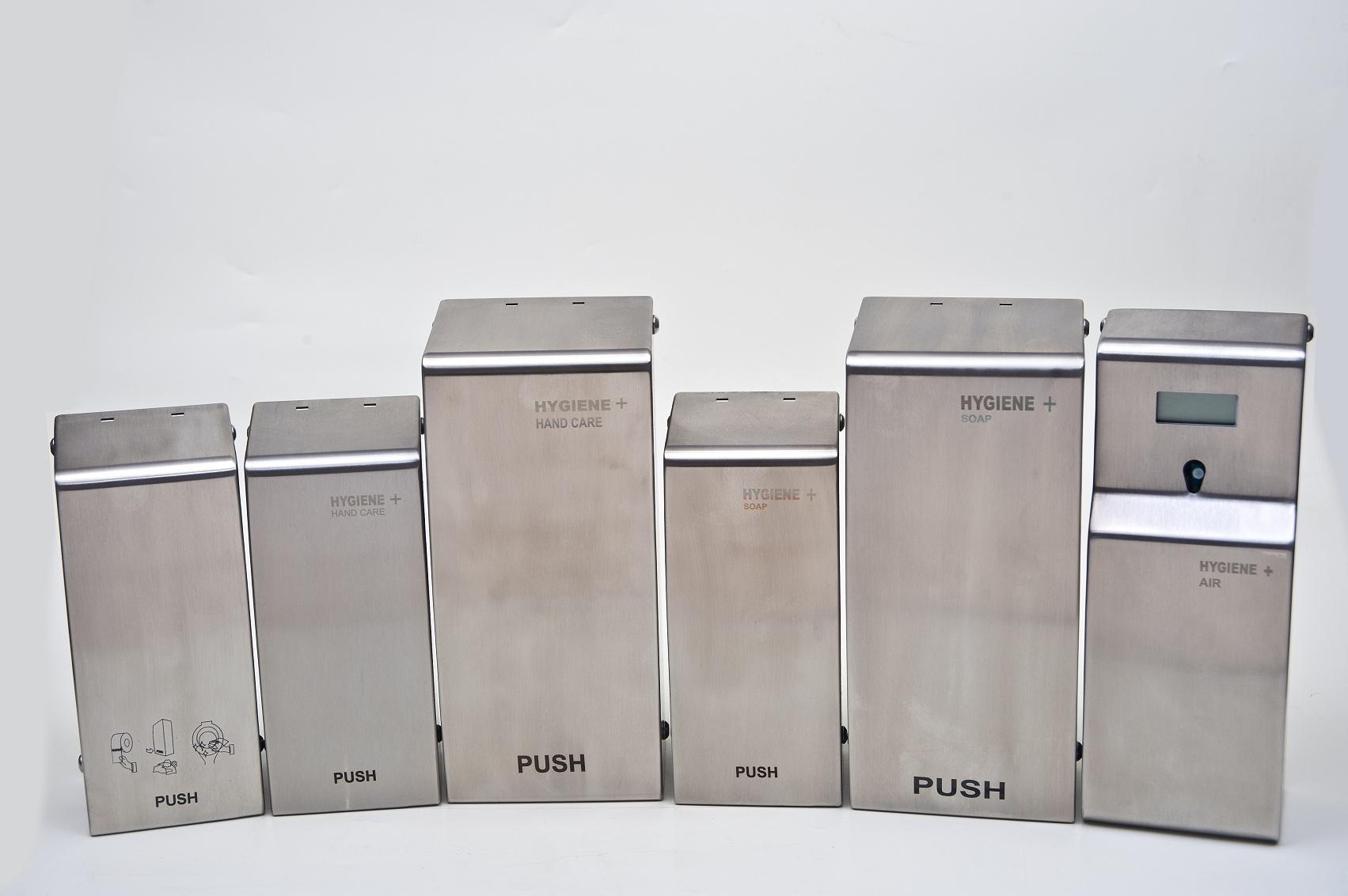 Dispenser Disposer Range